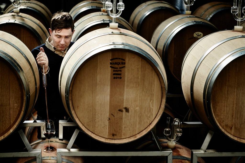 Fruit Wine-Frederiksdal Barrel-Test