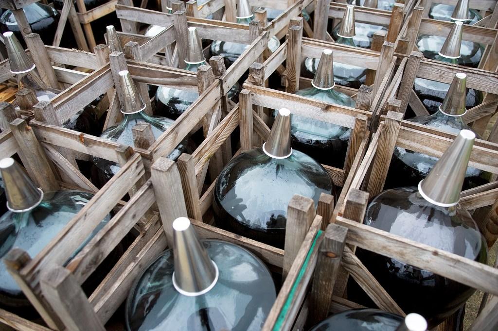 Fruit Wine-Frederiksdal Barrels