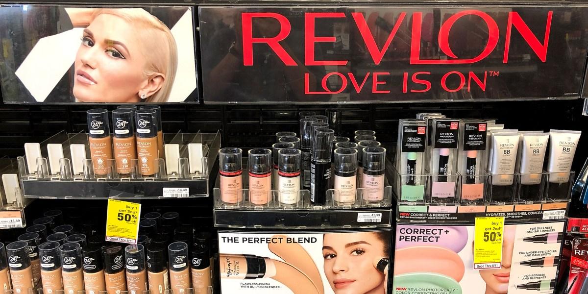 Revlon Turns to Goldman Sachs for a Makeover