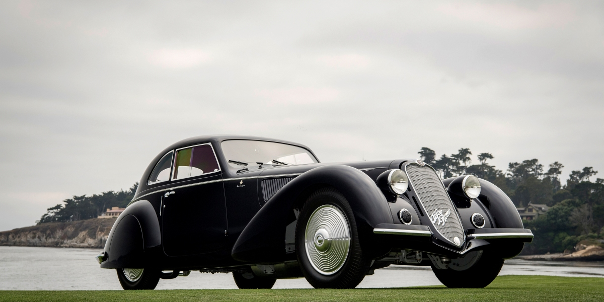 Pebble Beach: What to Expect from America's Most Prestigious Car Show