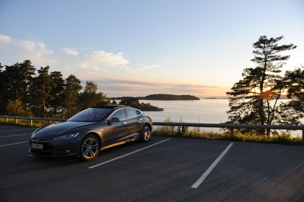 More than half of all new cars purchased in Norway are now electric cars.