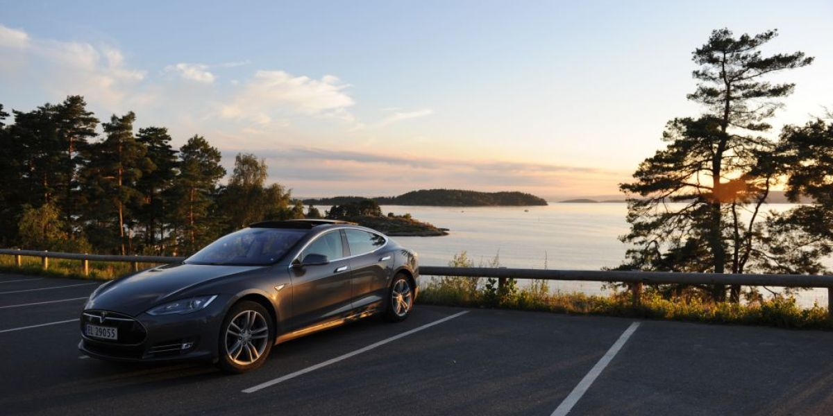 In Tesla-Crazy Norway, the Electric Vehicle Revolution Is Already Here