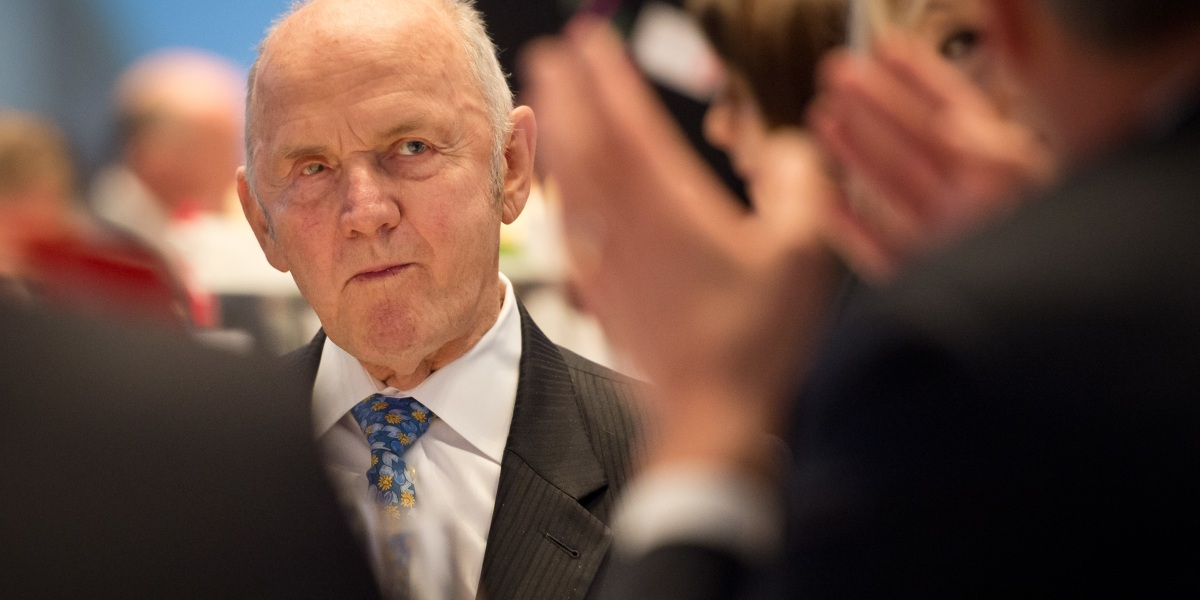 Ferdinand Piëch's Legacy: CEO Daily