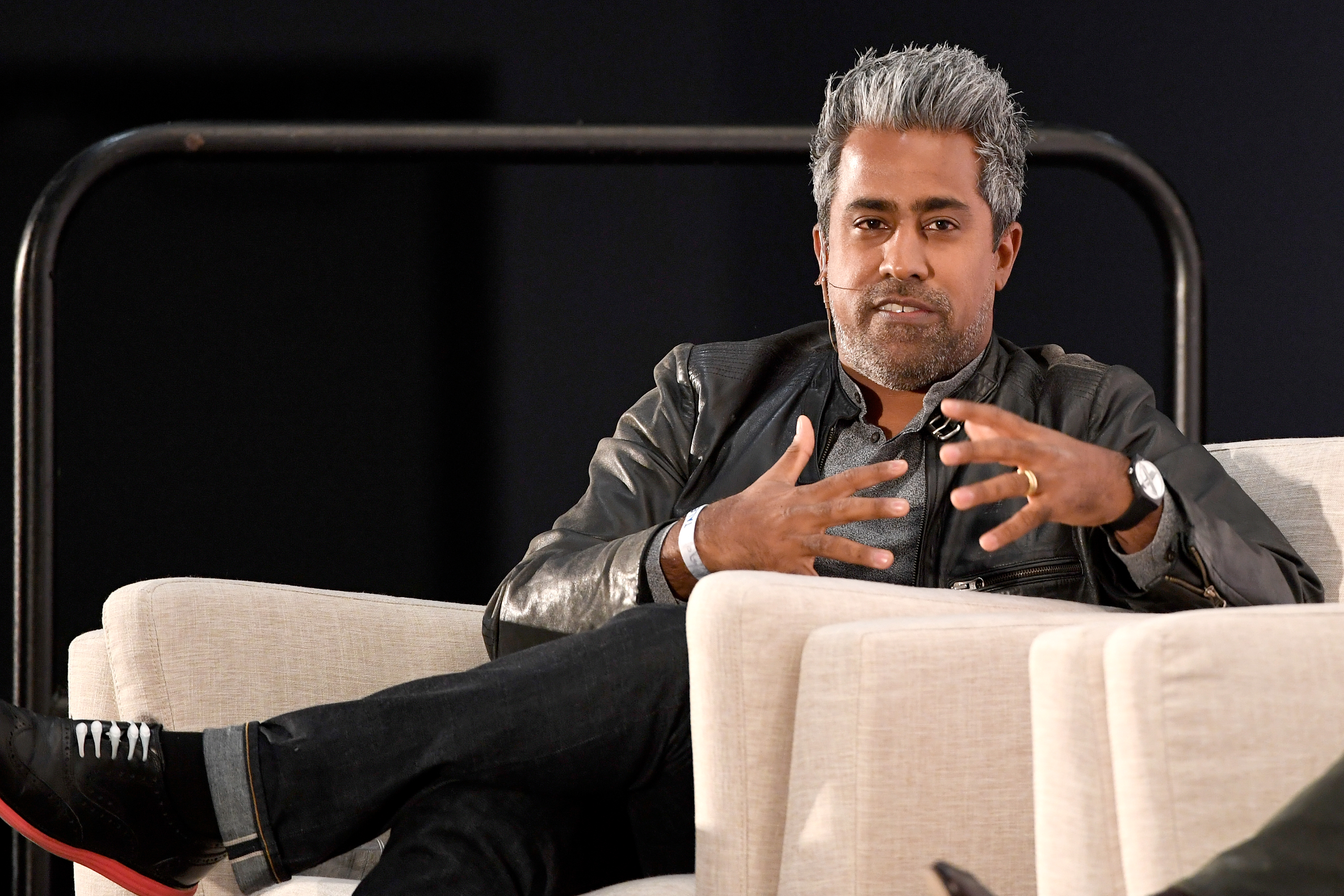 "Anand Giridharadas, author of the book ""Winners Take All,"" criticizes Big Tech and the so-called thought leaders who get paid to perpetuate a system that benefits them."
