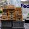 FedEx and Amazon Split