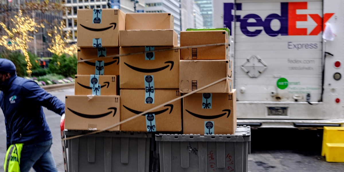 Behind FedEx's Strategic Decision to Leave Amazon at the Curb