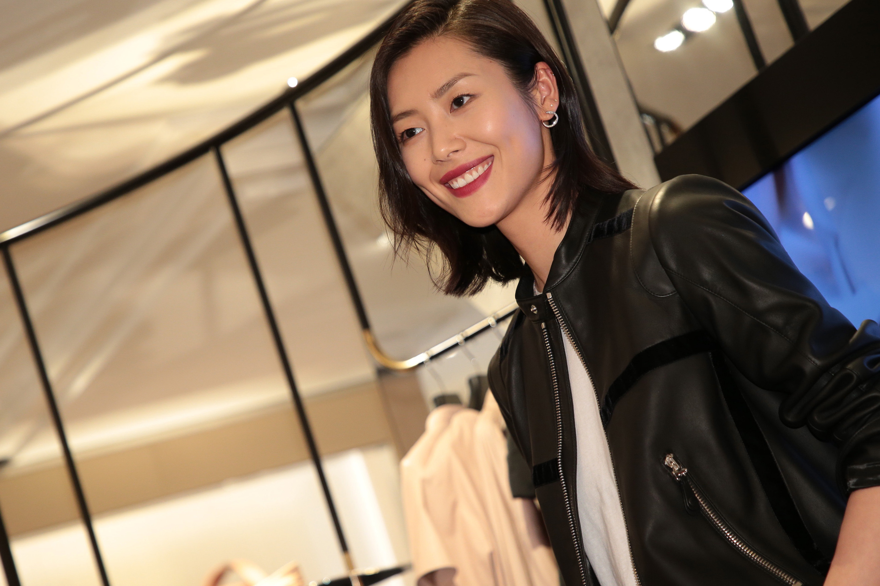 "Coach's brand ambassador, Chinese supermodel Liu Wen, said she's terminating her relationship with the brand for ""seriously hurting the Chinese people's feelings."""