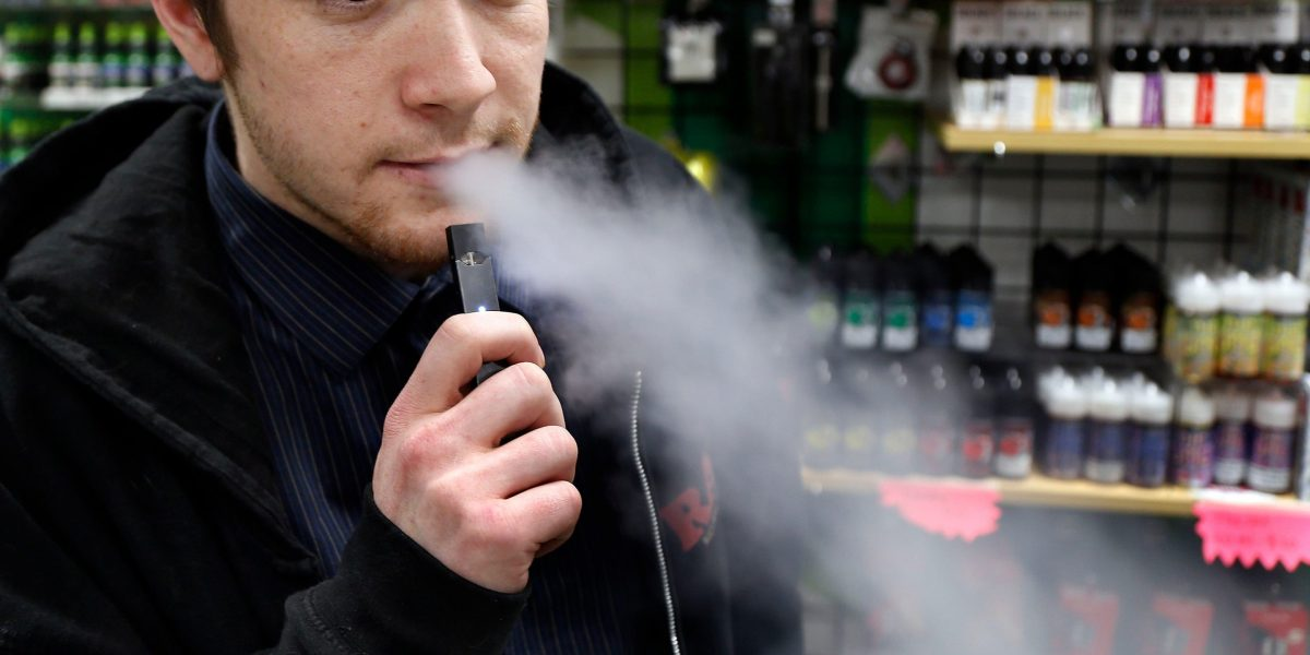 Juul and Other E-Cigarette Devices Are Under Investigation by the FDA as Possible Cause of Seizures