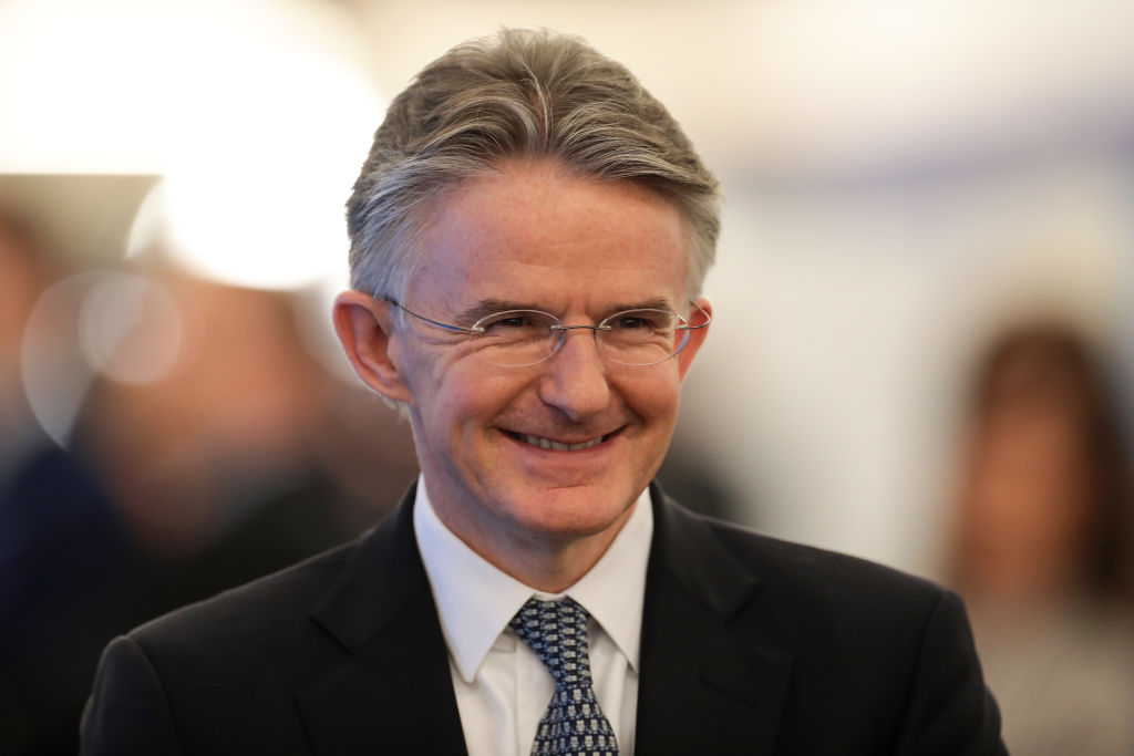 Ex-HSBC CEO John Flint