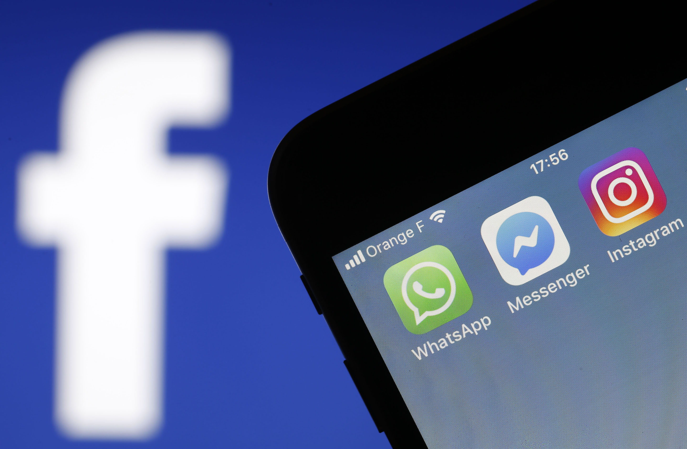 "Facebook wants its various platforms, including Instagram, Whatsapp, and Messenger, to have direct messaging ""interoperability."""
