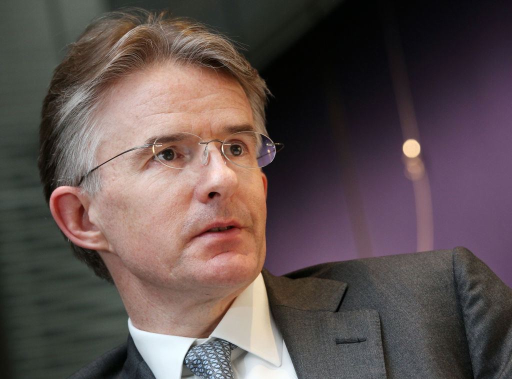 John Flint, former CEO of HSBC