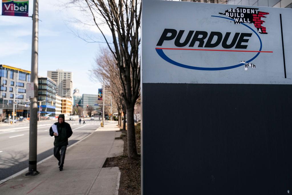 Purdue Pharma bankruptcy