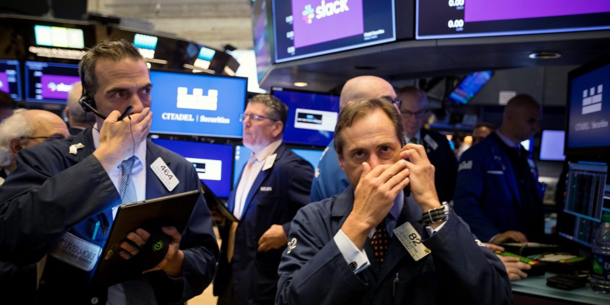 Why Wall Street is Losing Control of Tech IPOs—Data Sheet