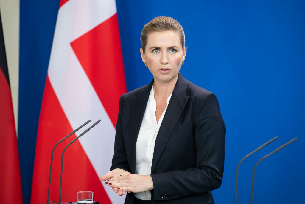 "Danish Prime Minister Mette Frederiksen responded Thursday after U.S. President Trump called her ""nasty""."