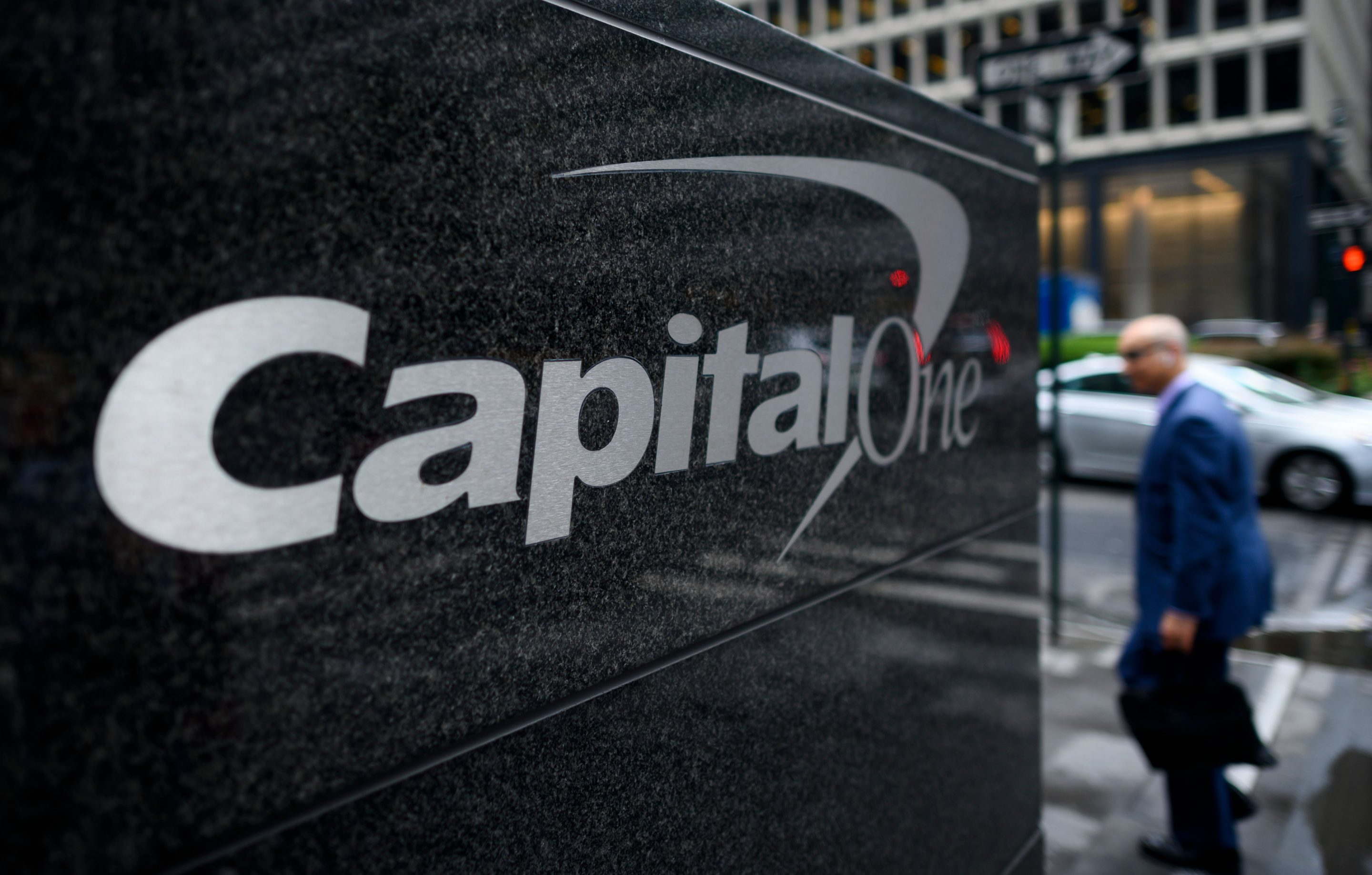 Capitol One hacking case