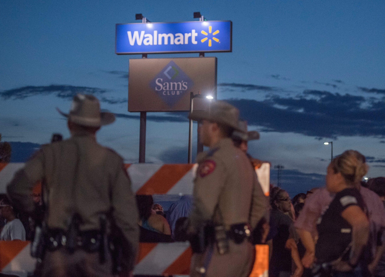Walmart in El Paso, Texas
