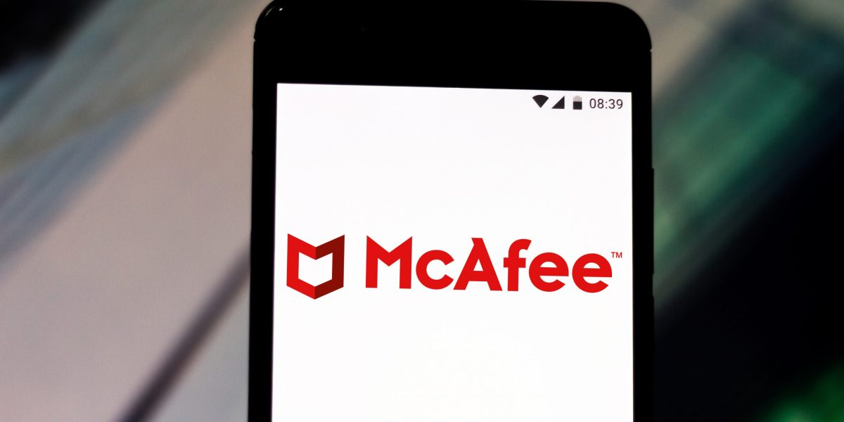 When mccafe ipo security cyber