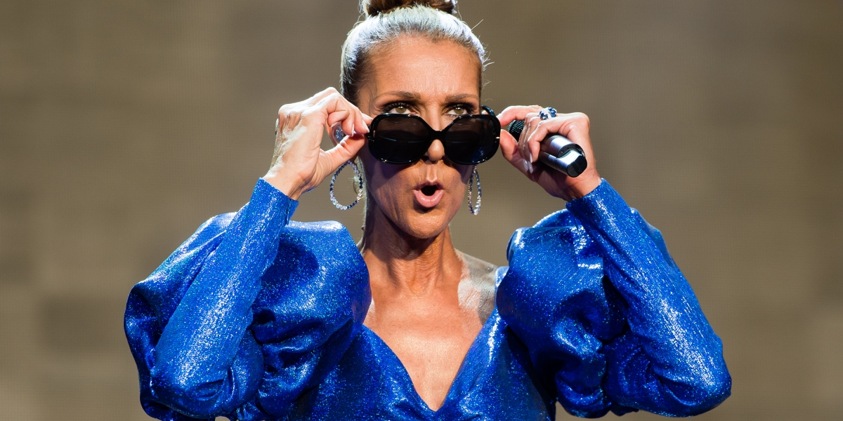 Céline Dion Is Having a Moment: The Broadsheet