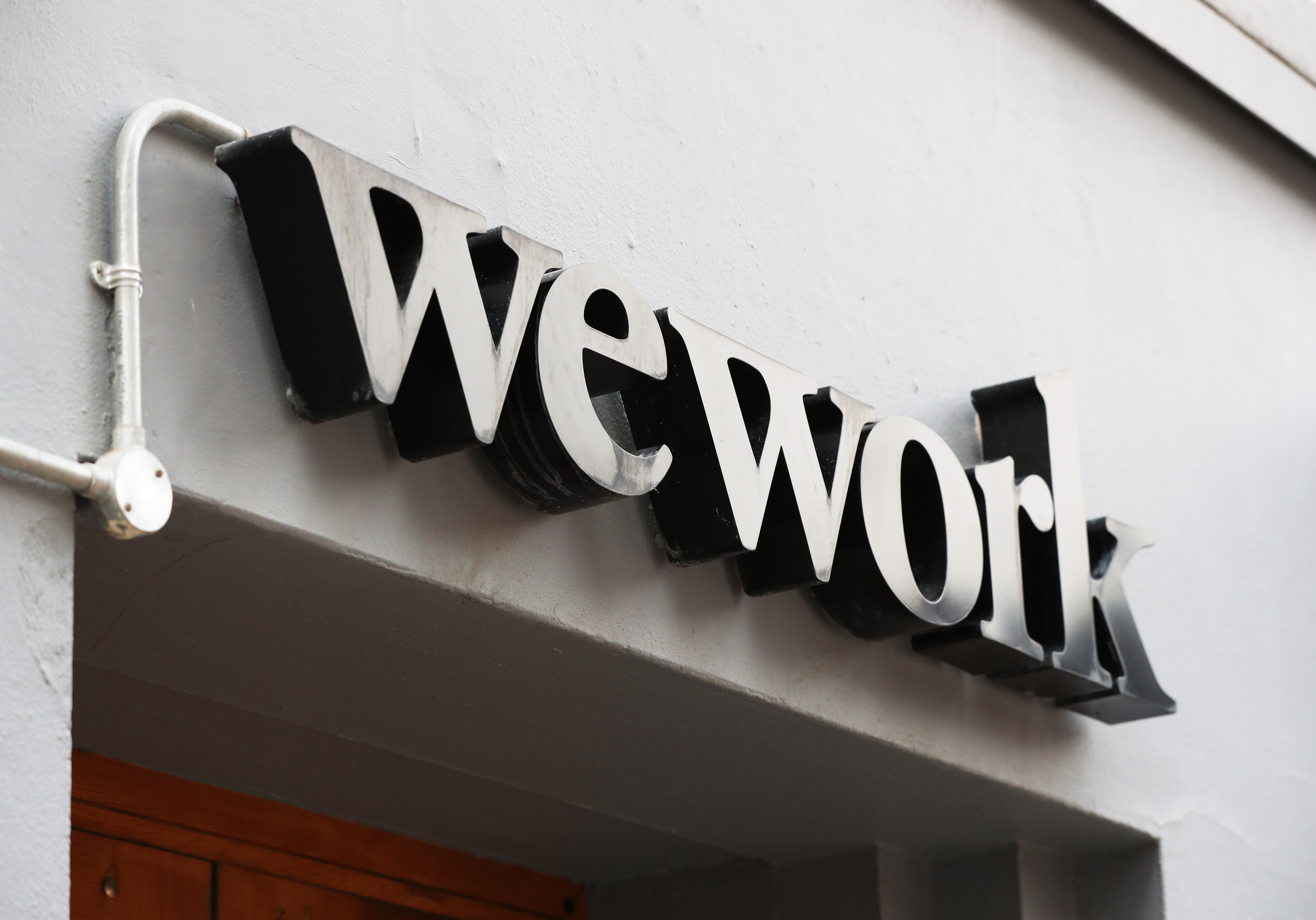 WeWork financials