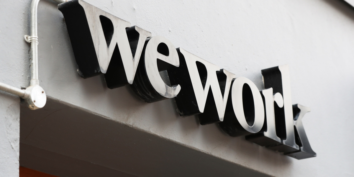 GettyImages 1161831223 - WeWork Continues Consolidation Spree with Acquisition of Spacious