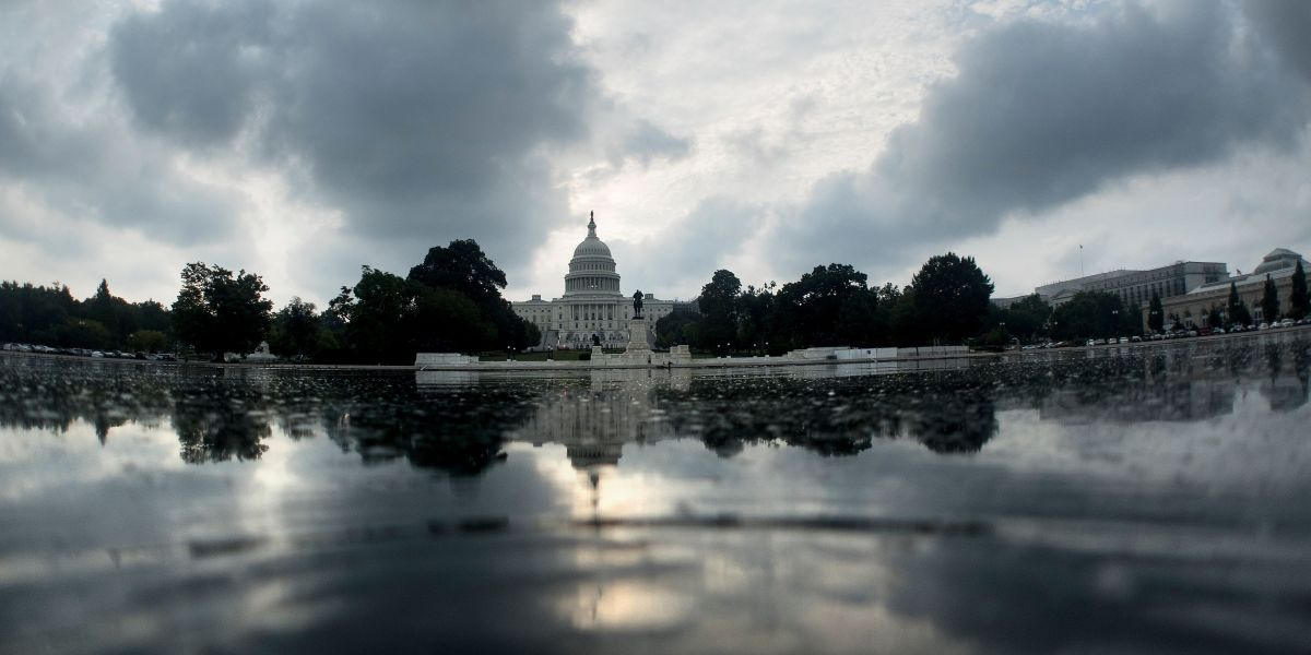 America's Budget Deficit Is Going to Top $1 Trillion Two Years Earlier Than Expected
