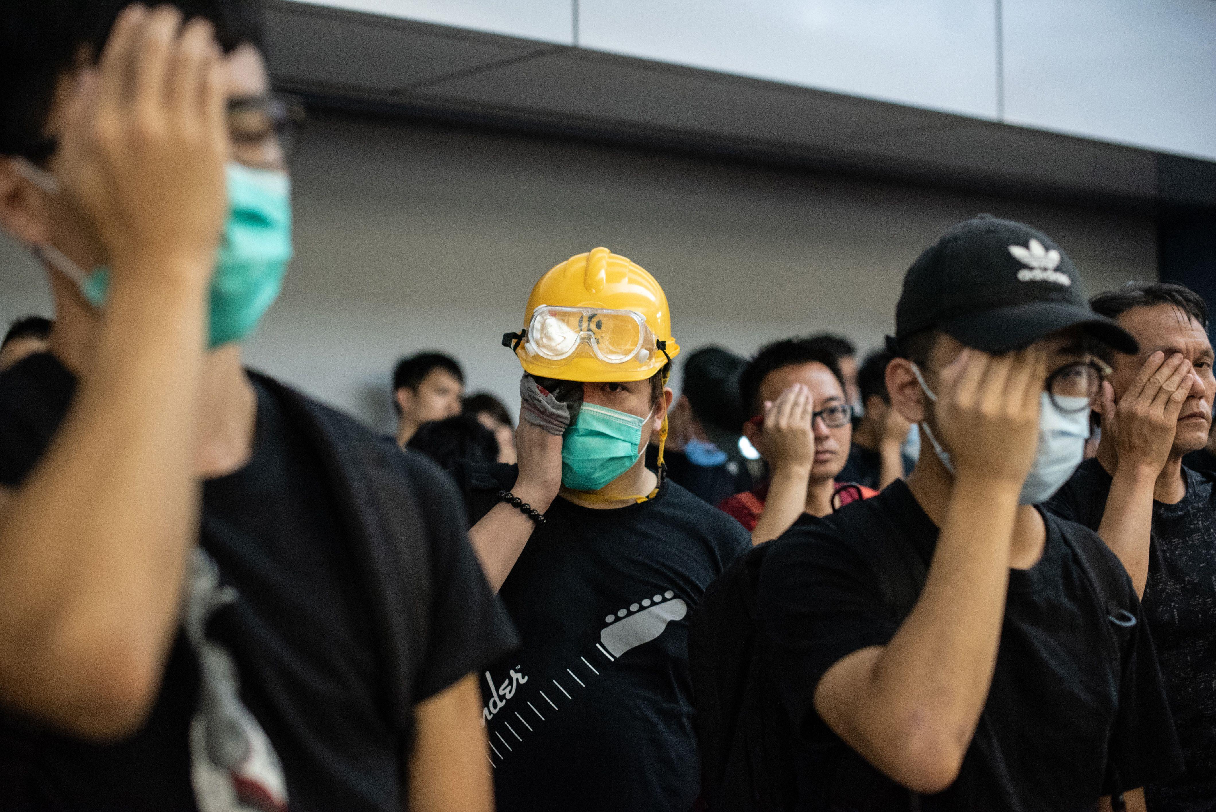KONG KONG-CHINA-POLITICS
