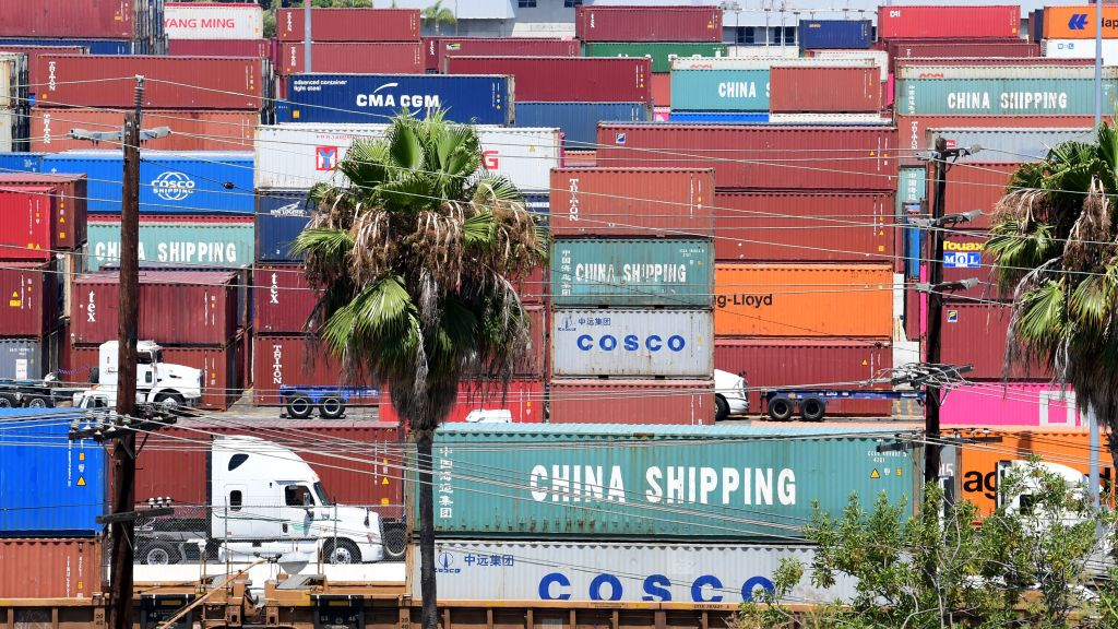 China said Friday it wouldn't retaliate to the latest U.S. tariffs