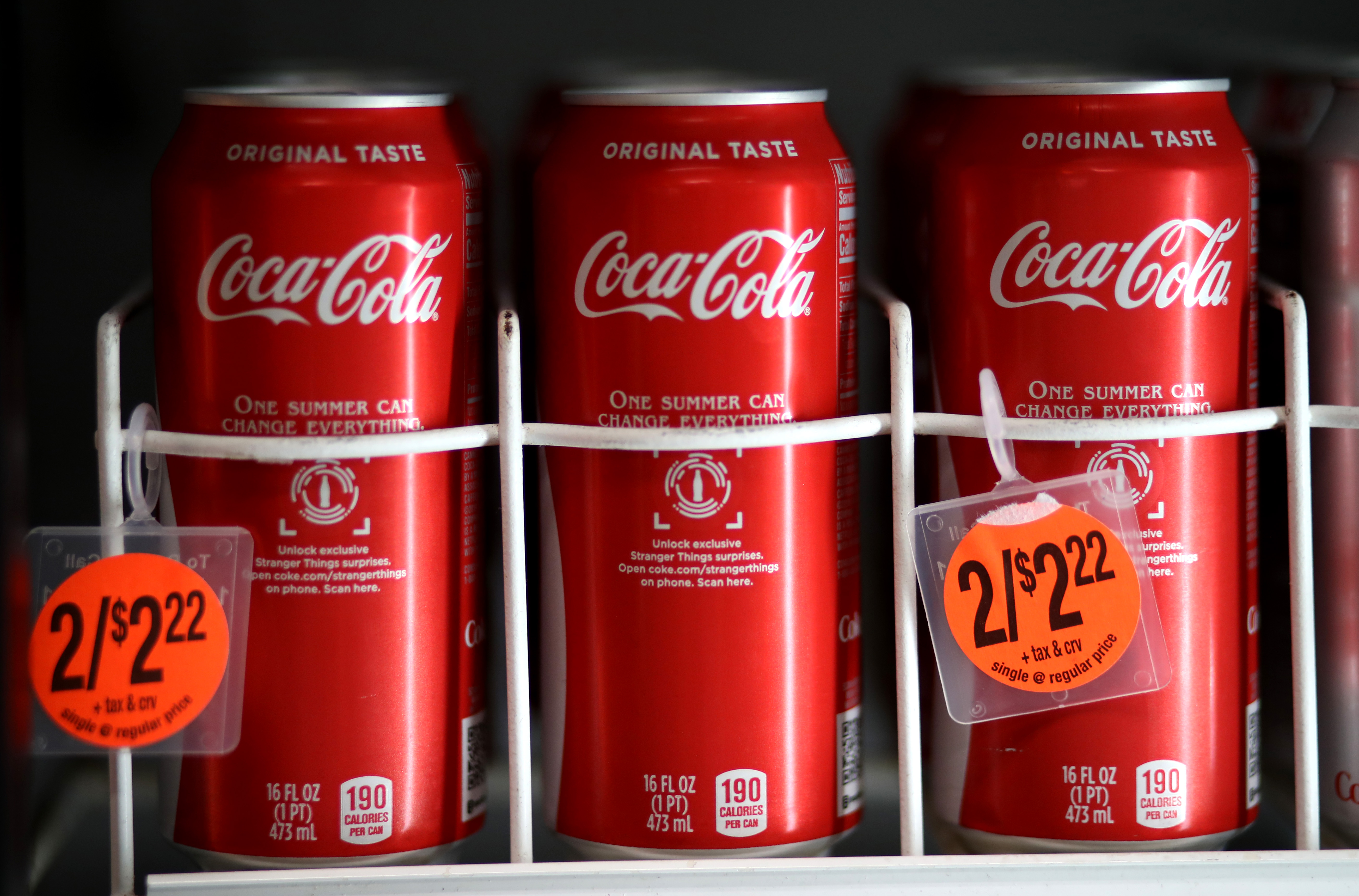 Coca-Cola Quarterly Earnings Beat Expectations