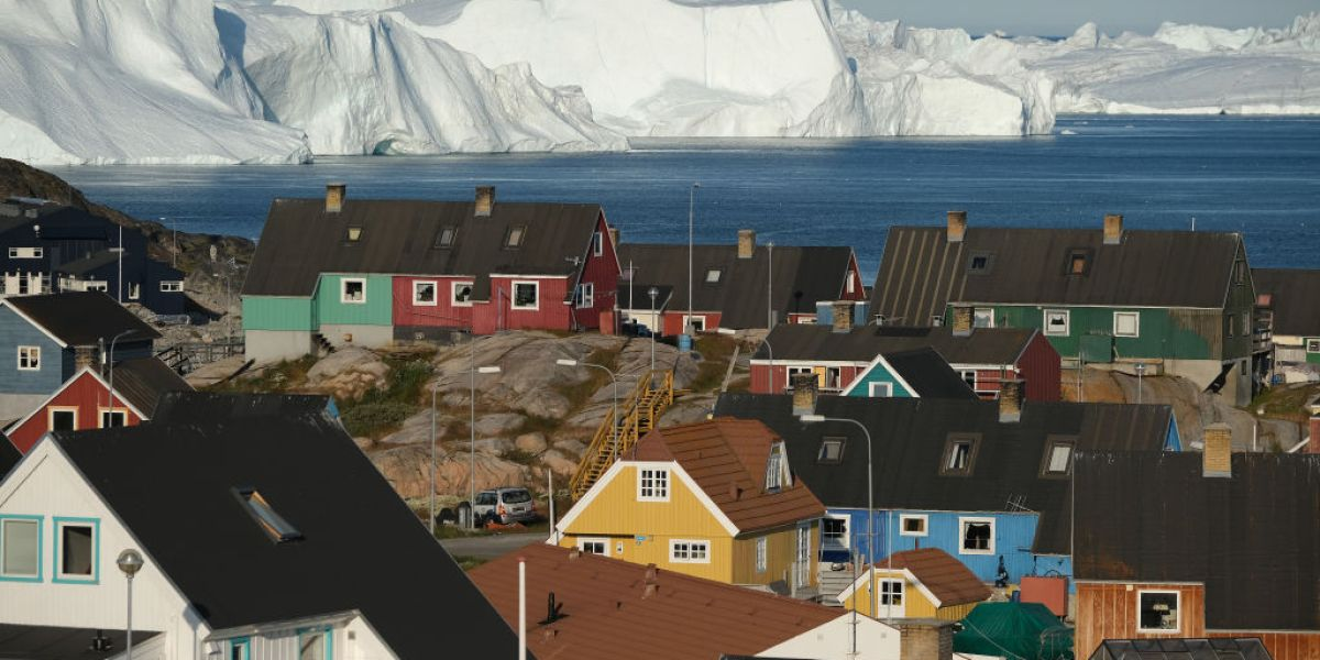 Trump Reportedly Wants To Buy Greenland. Greenland Says: No, Thank You