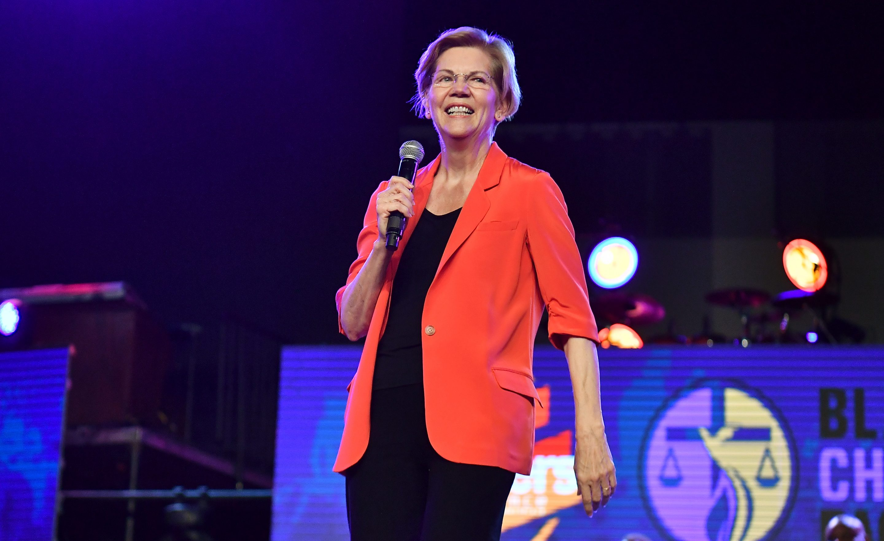 Elizabeth Warren at 2019 Young Leaders Conference