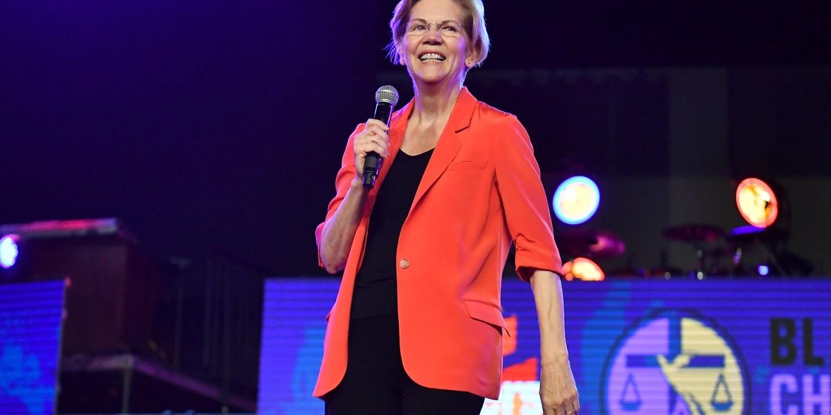 Elizabeth Warren Wants to Repeal the Joe Biden-Authored 1994 Crime Bill