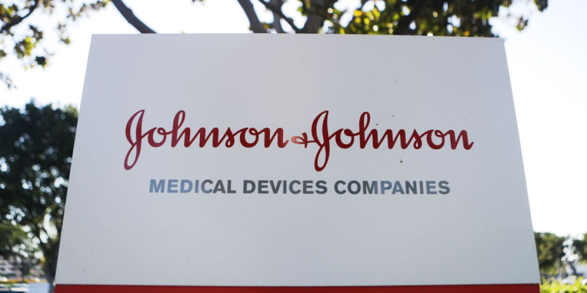 J&J Shares Rise After Lower Than Expected Award for Company's Part in Opioid Crisis