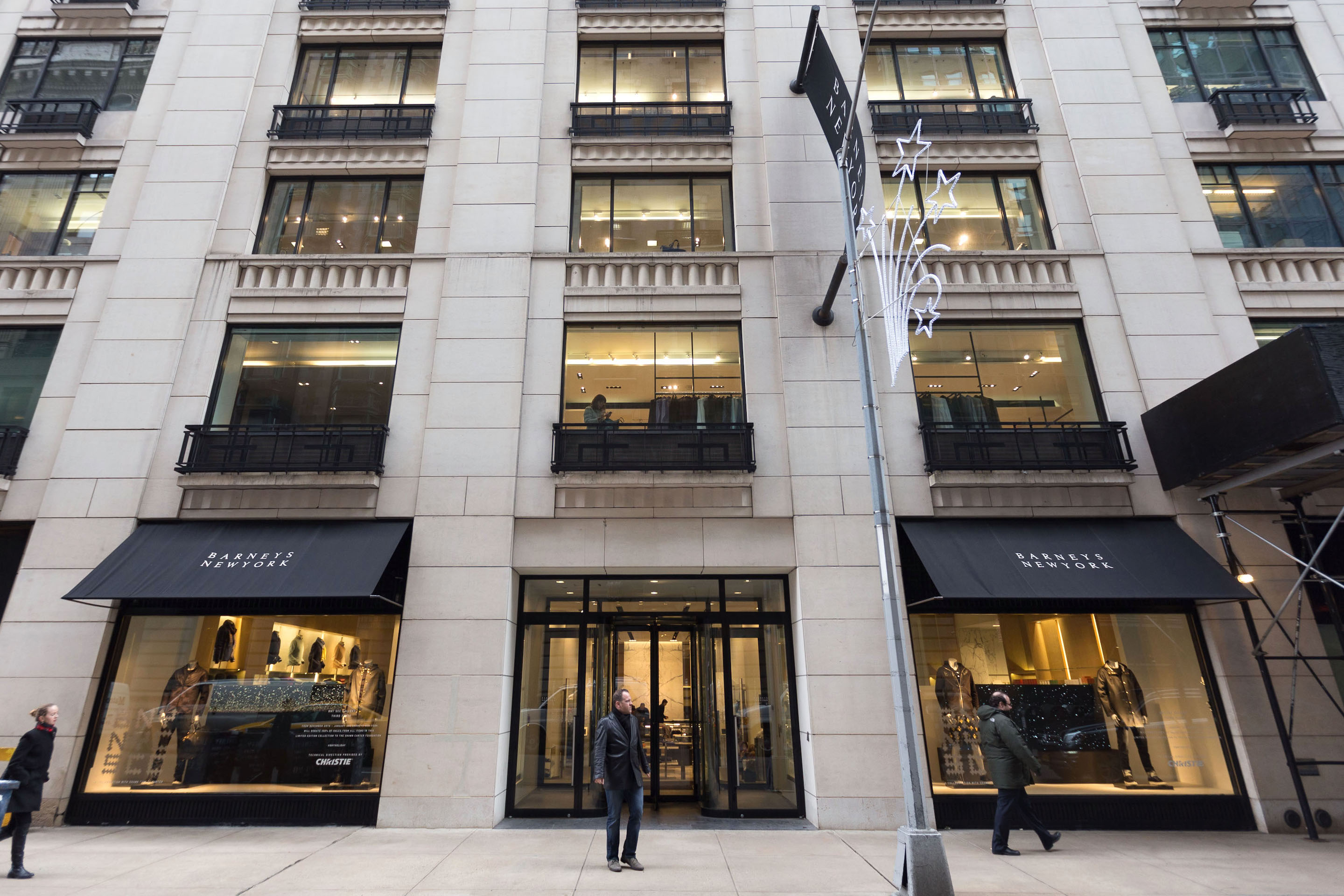 A decision on Barneys New York's future could come as early as next week.