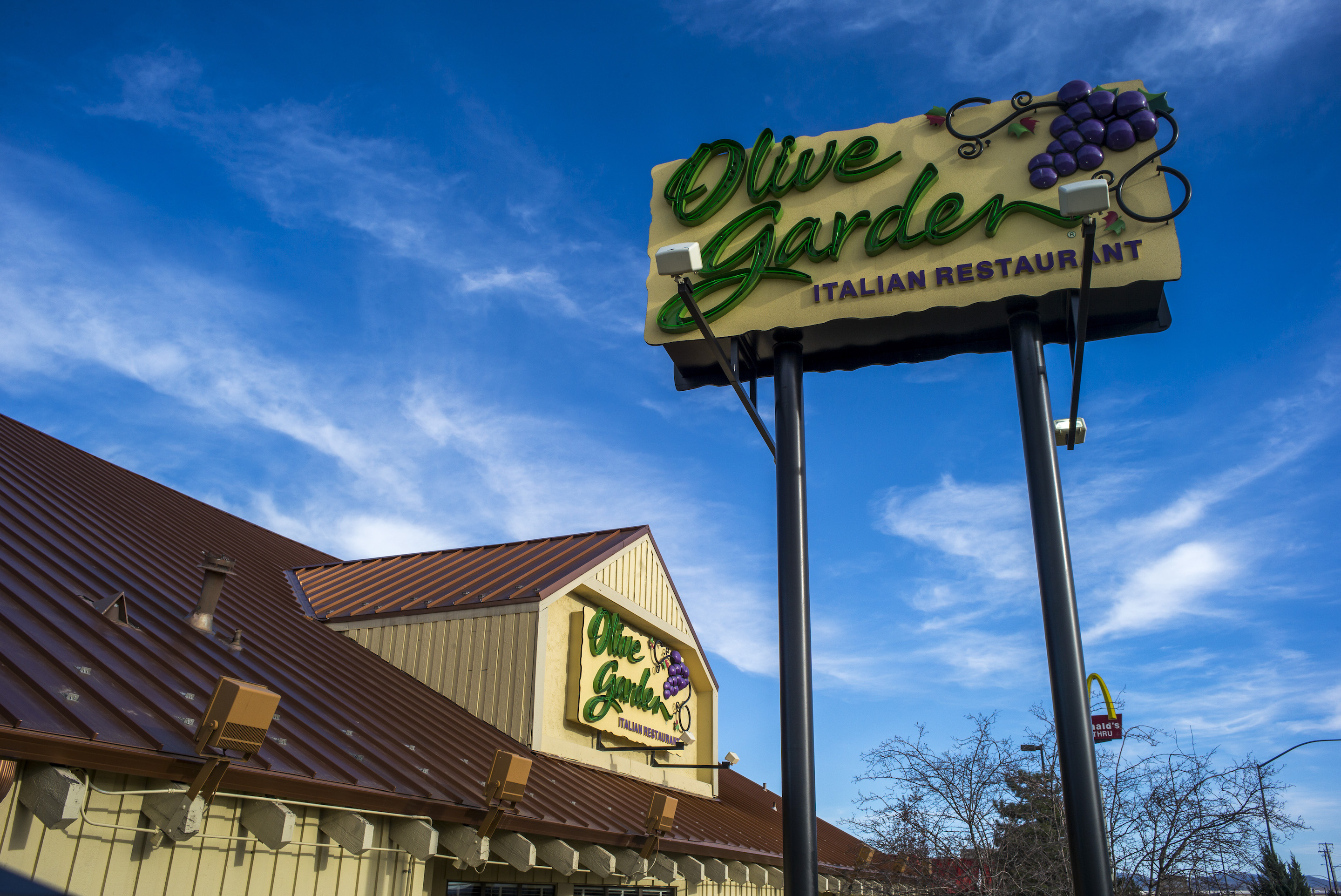 You can dine for free forever at Olive Garden—with a hard-to-get, $500 Lifetime Pasta Pass.