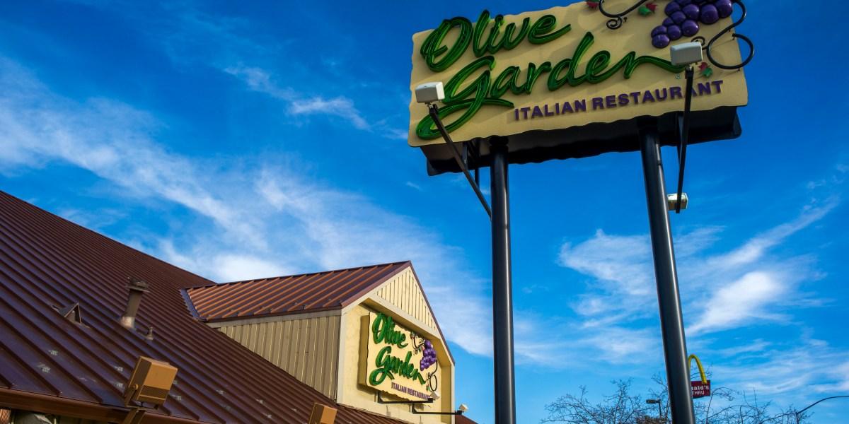 Olive Garden Carbo-Loads Its Popular Pasta Promotion