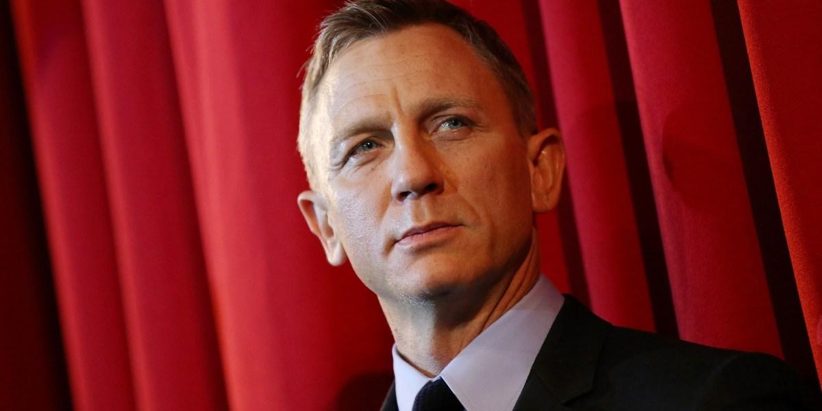 The Next James Bond Movie Gets Its Title
