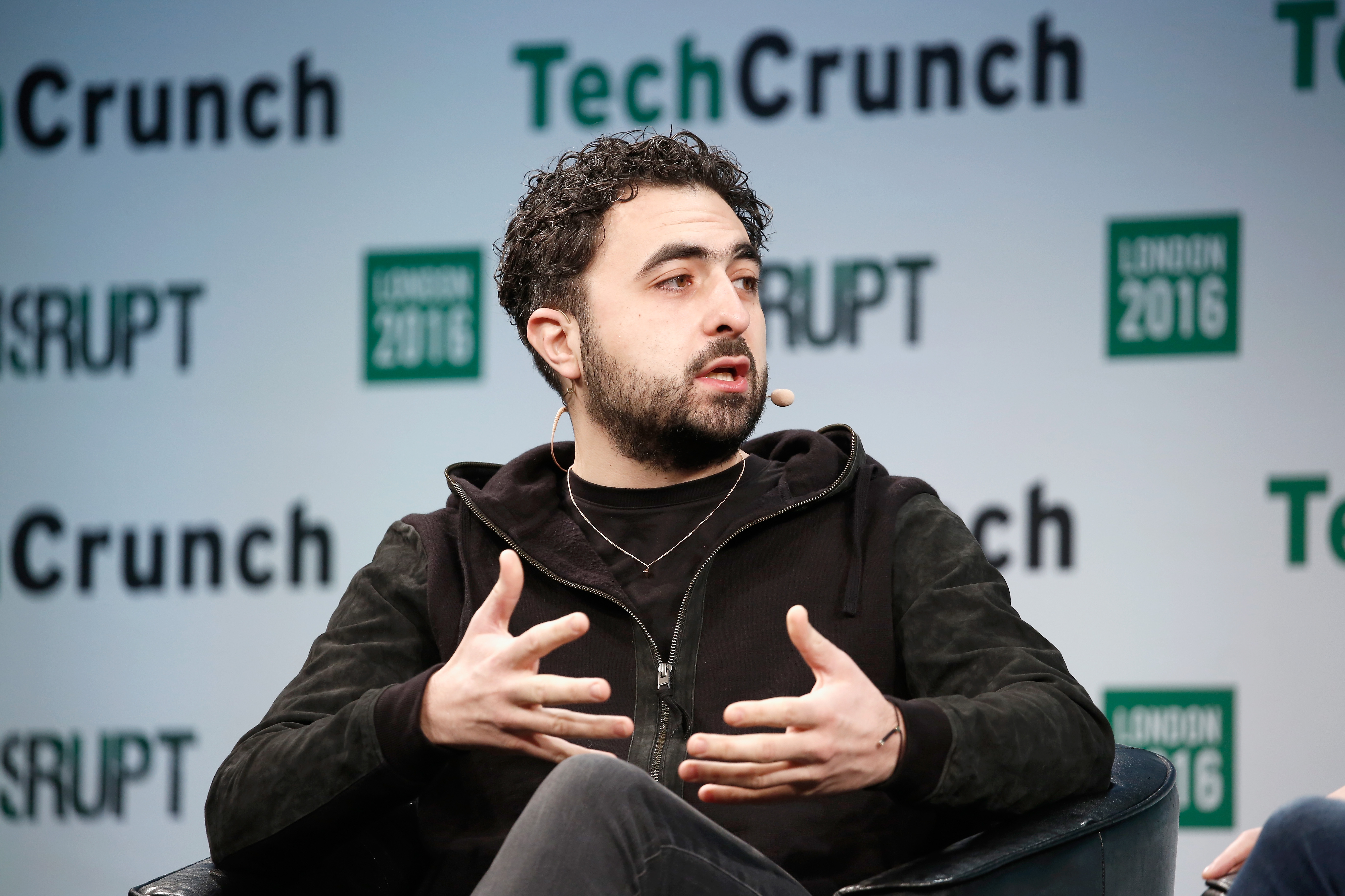 DeepMind co-founder Mustafa Suleyman in 2016