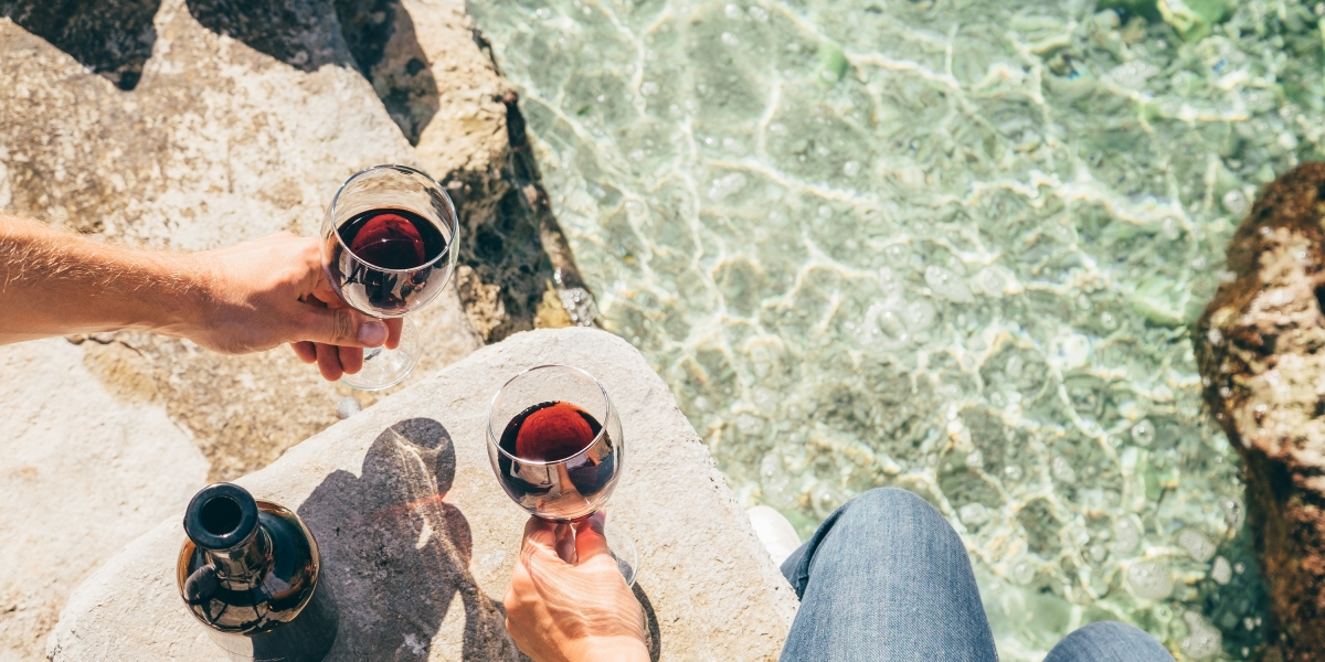 How to Drink Red Wine During the Hot, Hot Summer