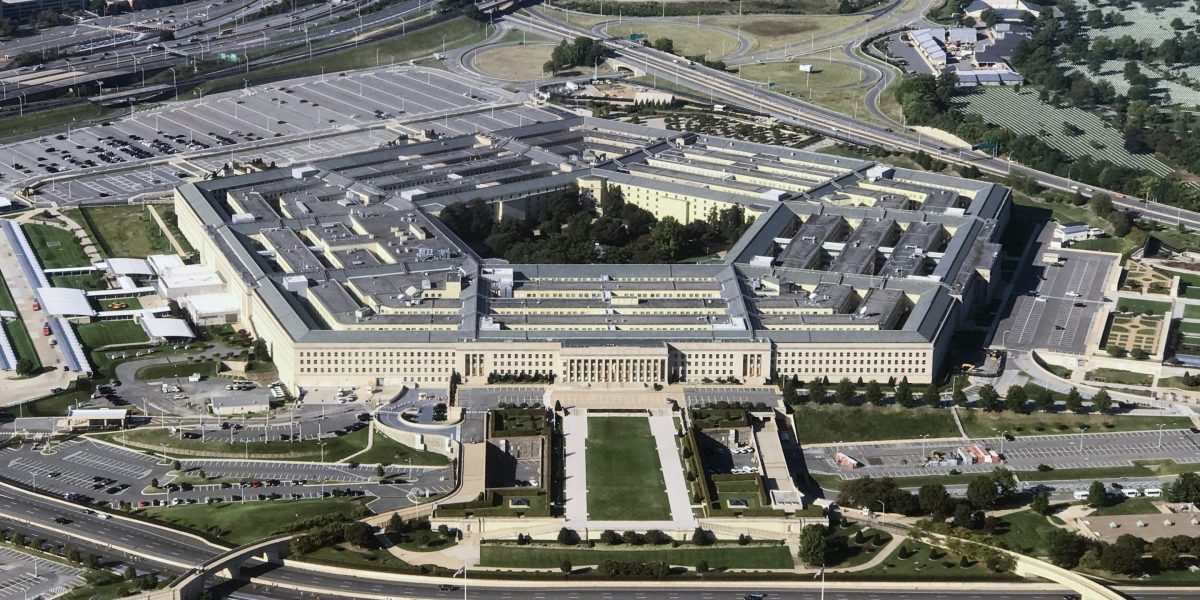 Auditor Is Reviewing the Pentagon's $10 Billion Cloud Computing Contract Process for Potential Misconduct