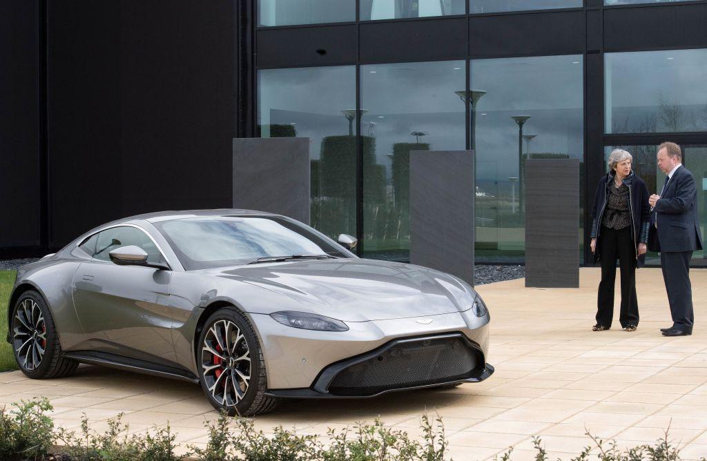 Aston Martin Stock >> Aston Martin Stock Down 75 As It Fails To Mimic Ferrari S