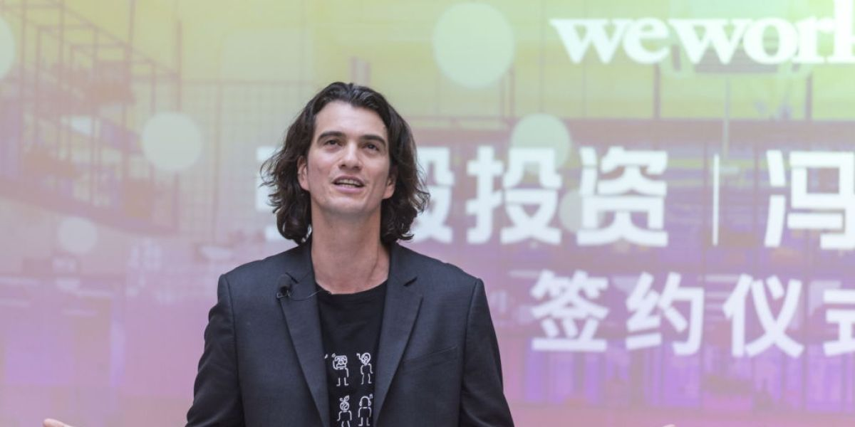WeWork's IPO Filing Reveals Revenue Growth and Cash Burn