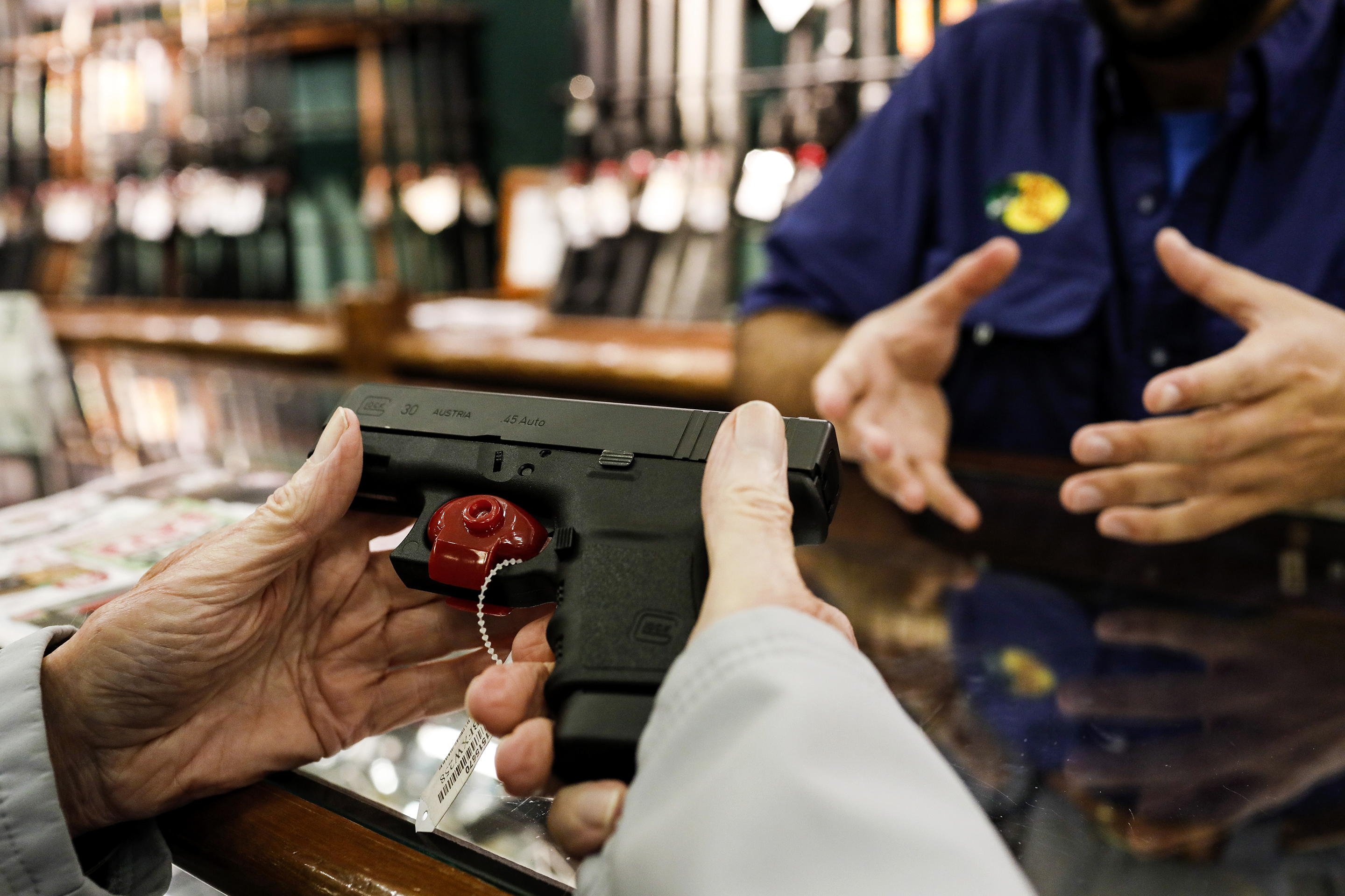 Are Credit Card Companies the Key to Stopping Mass Shooters