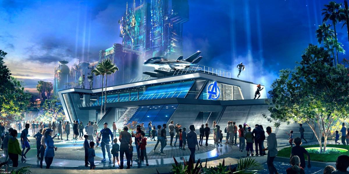 Franchise Fever Is Taking Over Disney's Theme Parks