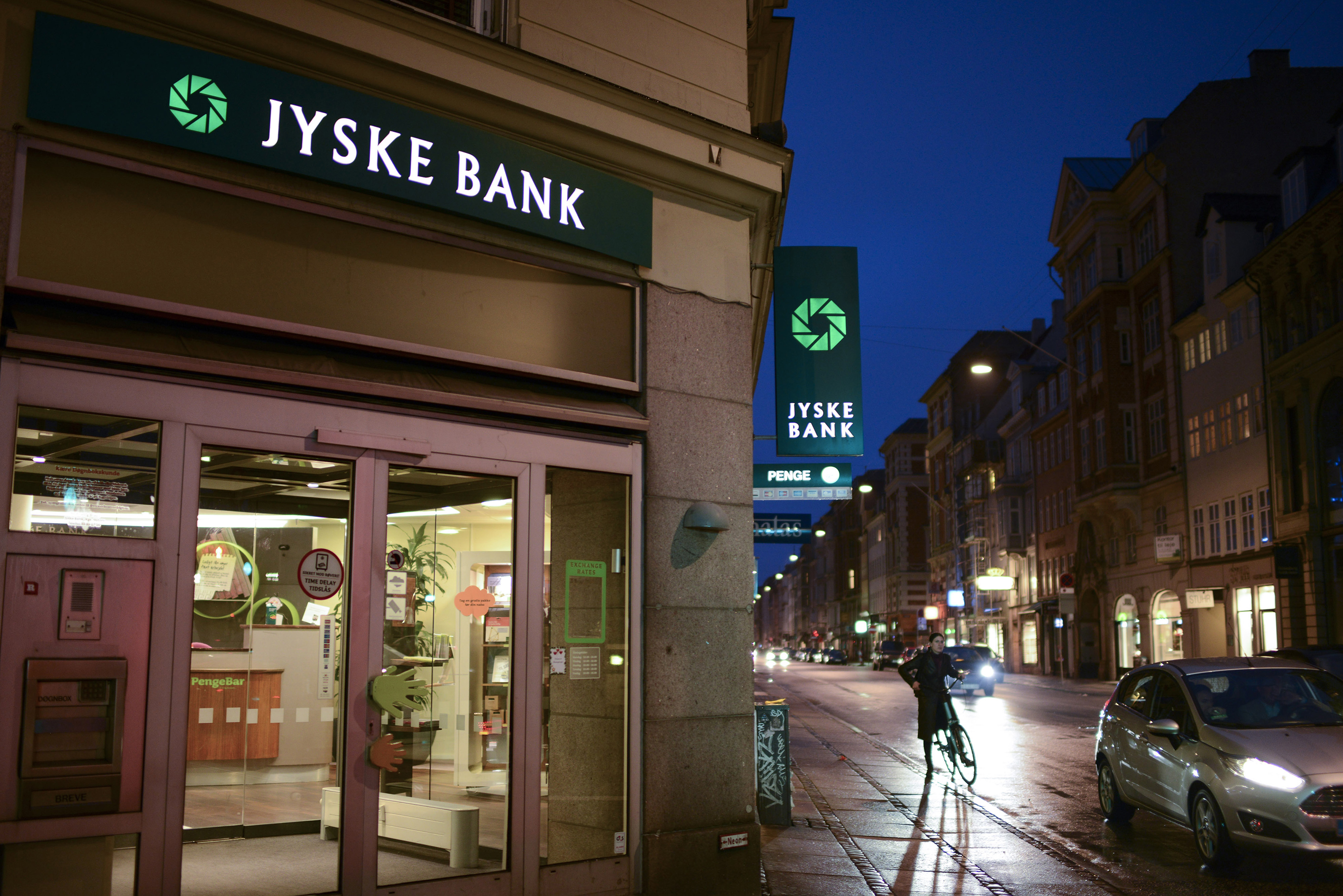 Jyske Bank Mortgages Denmark