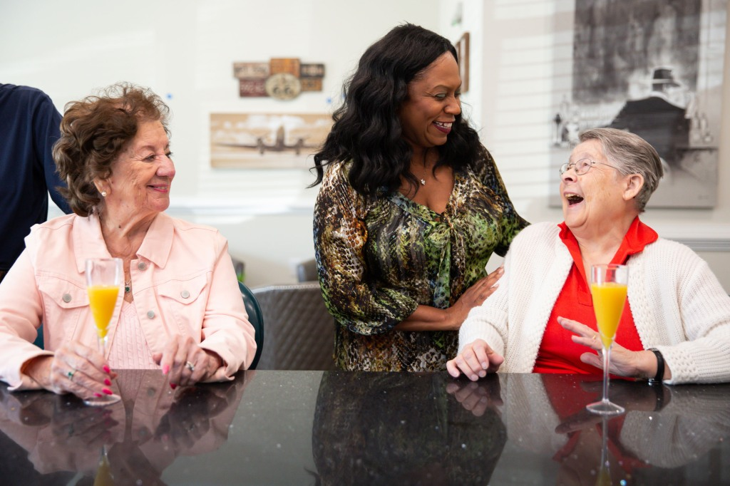 Best Workplaces Aging Services 2019-Mansions Senior Living