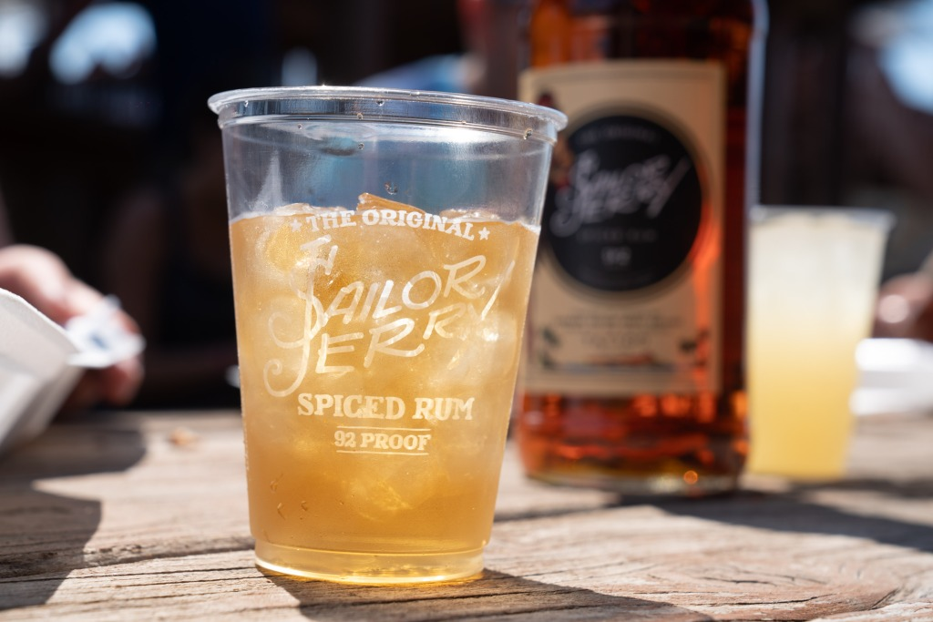 Sturgis Motorcycle Rally-sailor spiced rum