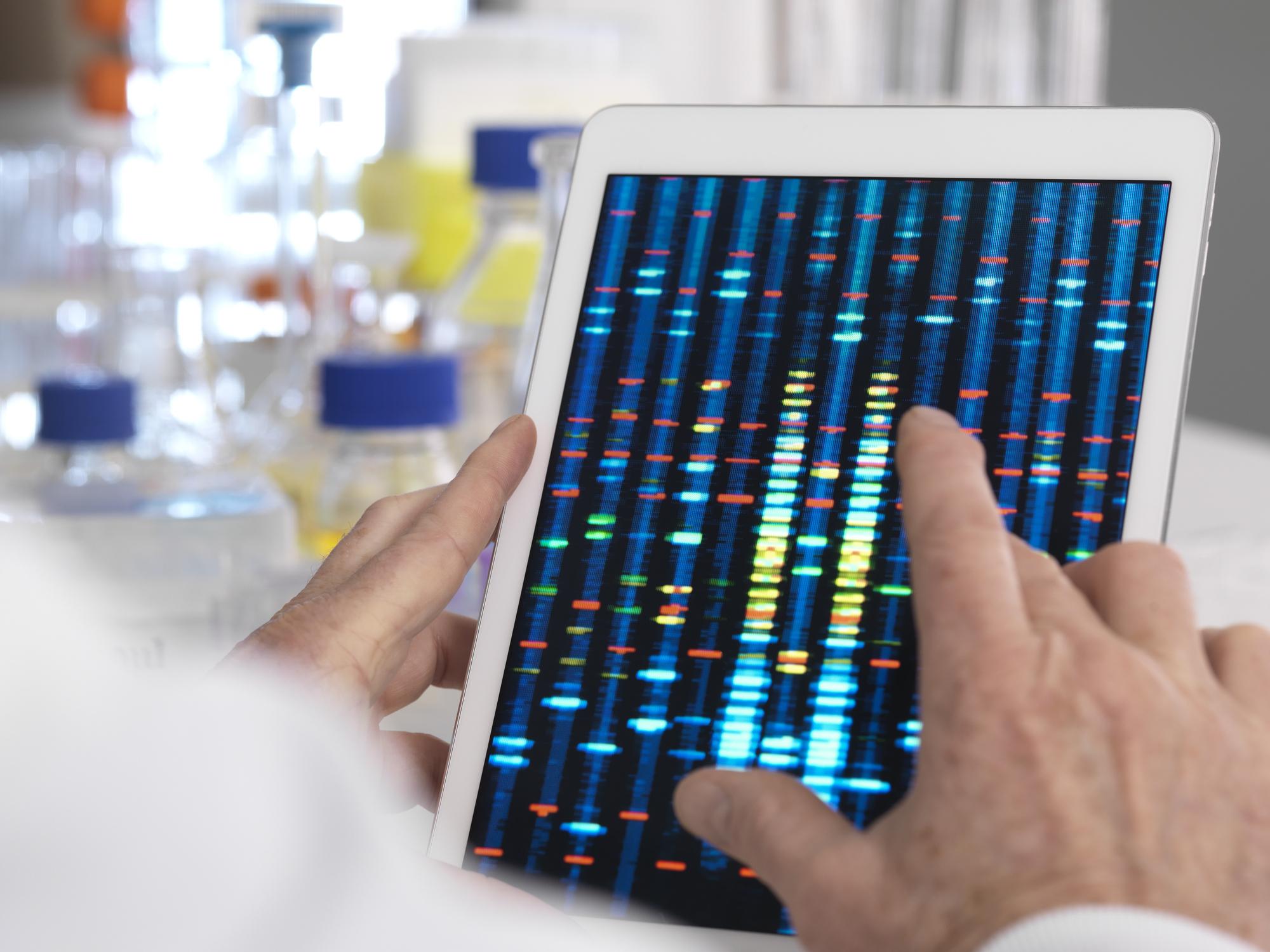NIH All of Us Color Genomics