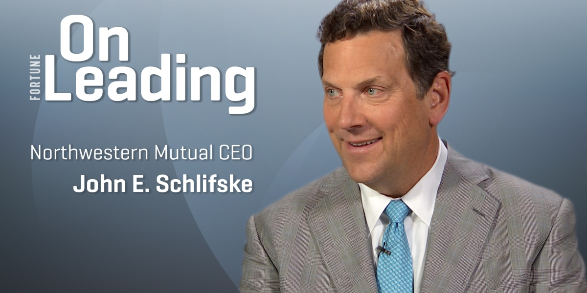Northwestern Mutual CEO Hasn't Given Up on the Stock Market