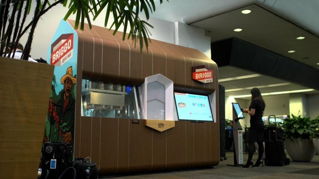 Robot Baristas Serve Cappuccinos With Convenience