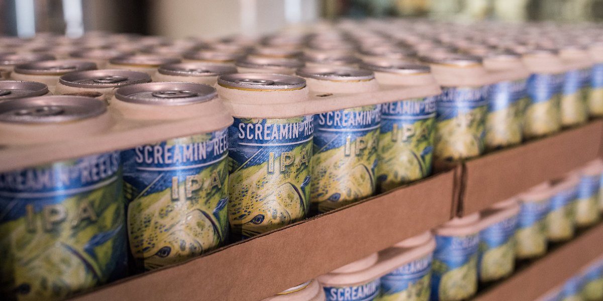 Beermakers Are Experimenting With New—and Sustainable—Six-Pack Designs